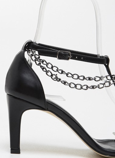 F By Fabrika F By Fabrika Helena Kadın Topuklu Ayakkabı Siyah